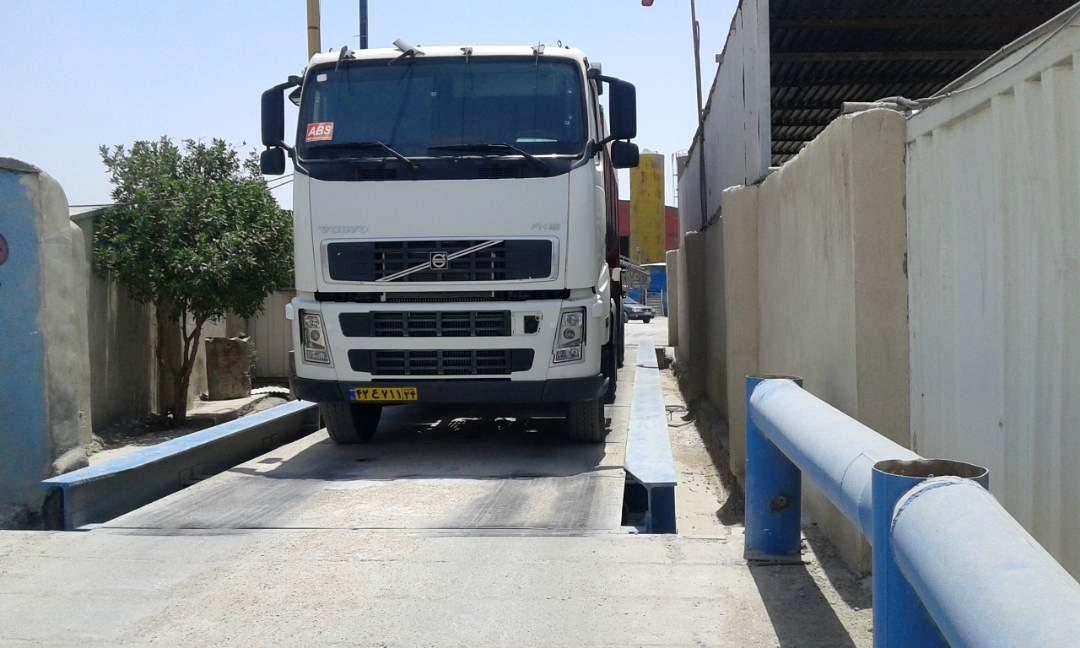اجرای سامانه بهسان توزین در شرکت کاروان جنوب بندر ماهشهر