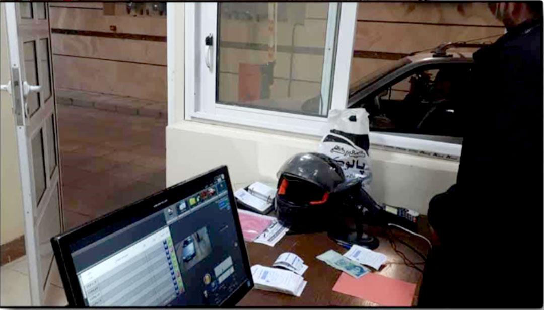اجرای سامانه مدیریت پارکینگ بهسان در شهرداری شاهین شهر