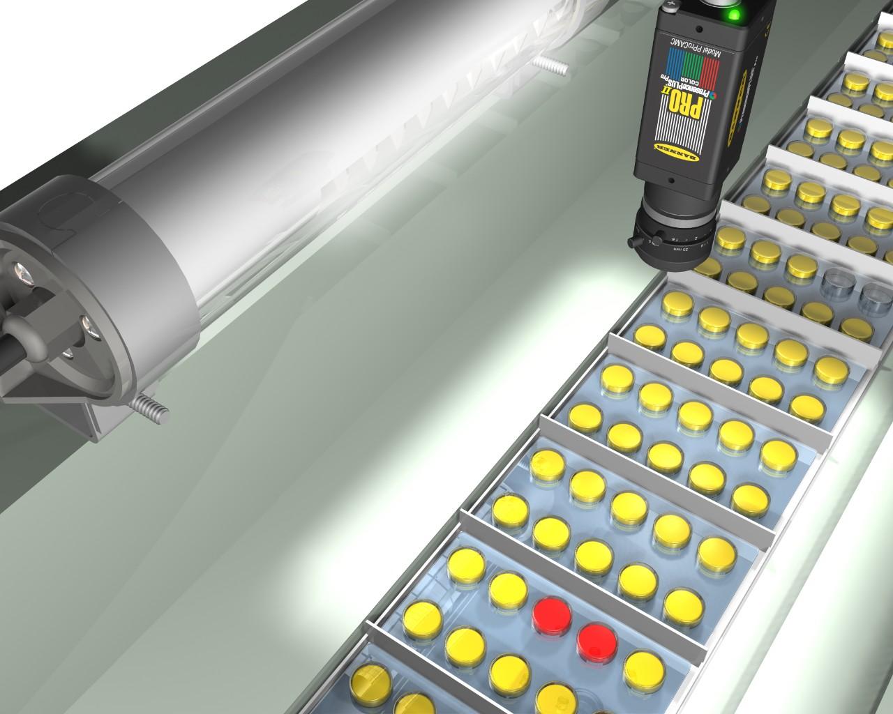 بینایی ماشین و کنترل کیفیت
