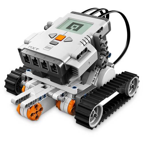کیت رباتیLego Mindstorms NXT از سری ربات های آموزشی