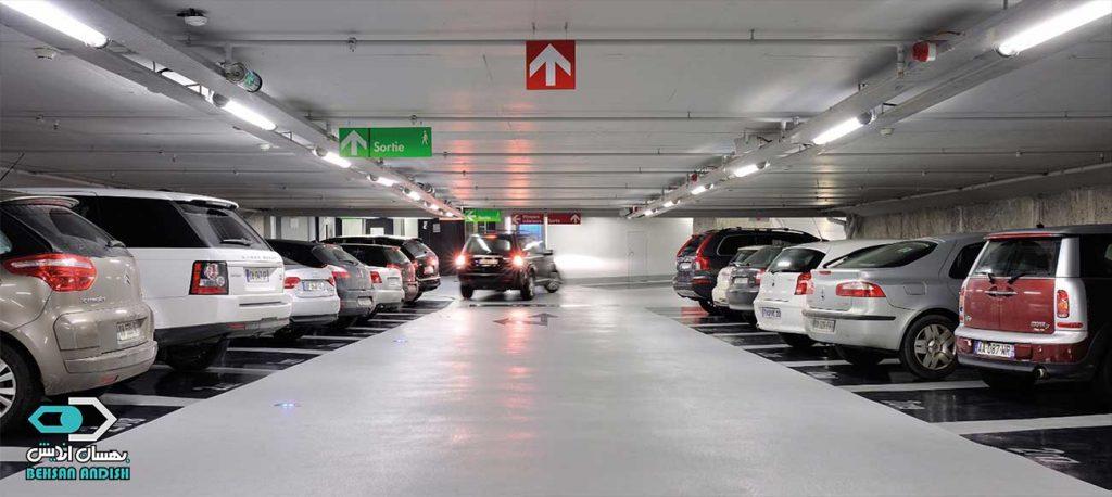 نرم افزار مدیریت پارکینگ عمومی