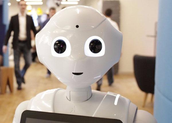 یک نمونه از ربات های پیشرفته مشهور به Friend